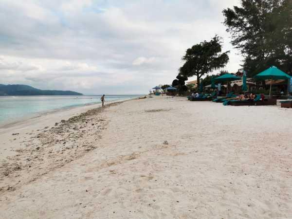 Potret Gili Trawangan Hampir Setahun Pasca-gempa