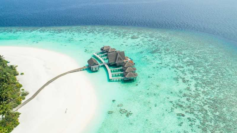 Bahaya Mengintai di 'Surga Dunia' Laut Maldives