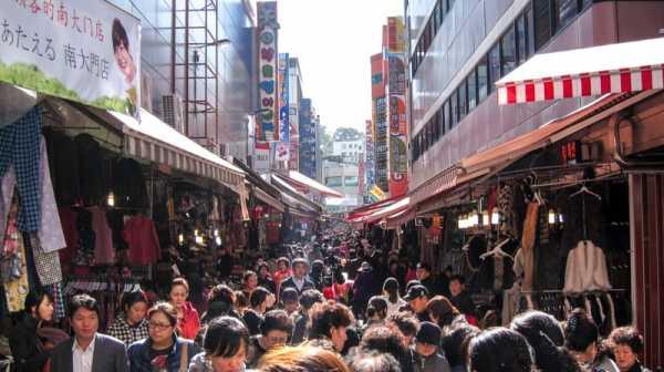 Berburu Barang Murah di Namdaemun, Pasar Tradisional Terbesar di Seoul