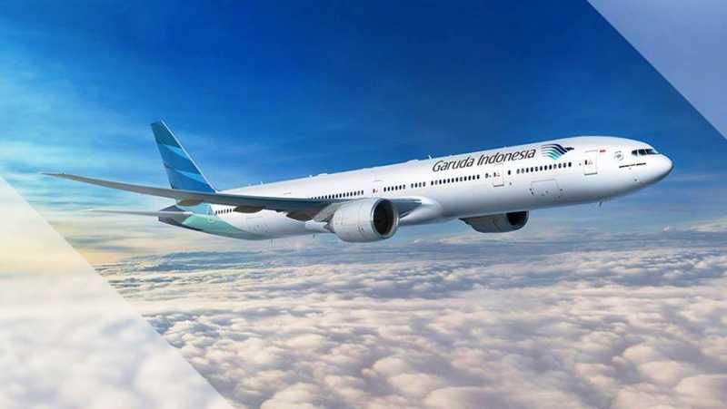 Garuda Indonesia Buka Rute Penerbangan Denpasar-Medan-Amsterdam
