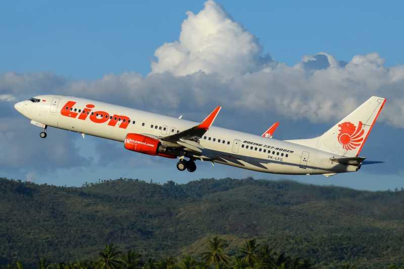 Lion Air Bakal Buka Rute Penerbangan Makassar–Kulon Progo