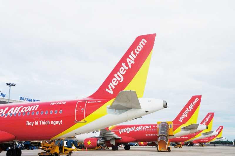 Vietjet Rute Ho Chi Minh-Bali Resmi Terbang