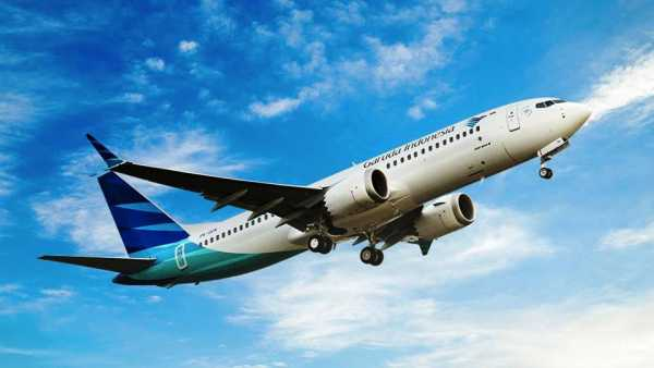 Garuda Indonesia Buka Dua Rute Penerbangan dari Bandung
