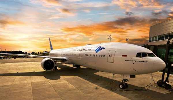 Penjelasan Garuda Indonesia Soal Larangan Berfoto di Pesawat