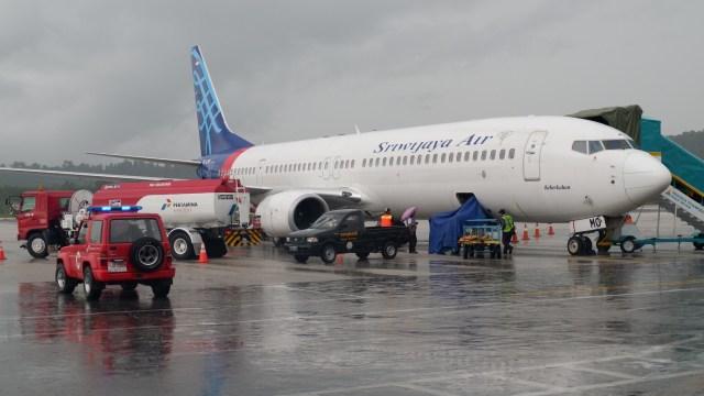 Asyik, Naik Sriwijaya Air Bisa Sambil<i>Chatting</i>