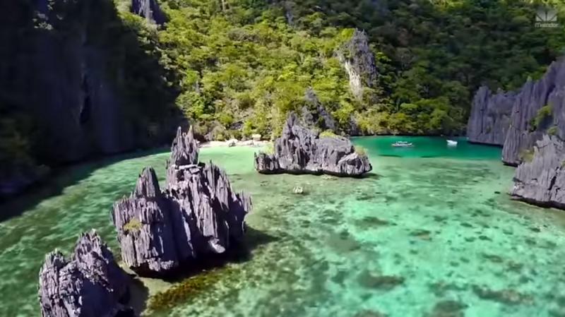 Pulau Palawan, Sepotong Surga Tersembunyi di Filipina