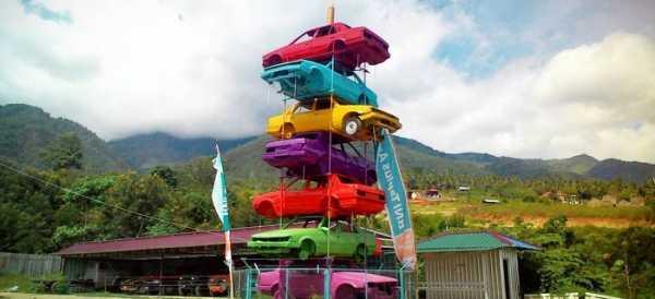 Sate Mobil Ini Nge-Hits di Palu