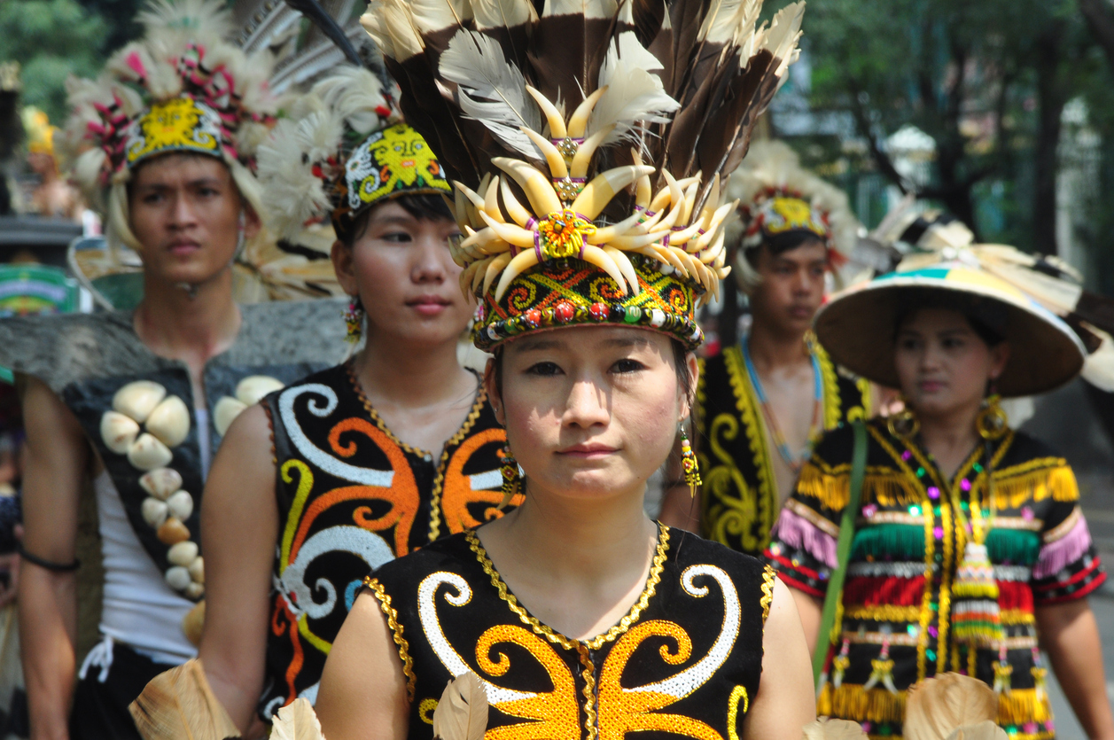 Menilik Kearifan Borneo di Jakarta