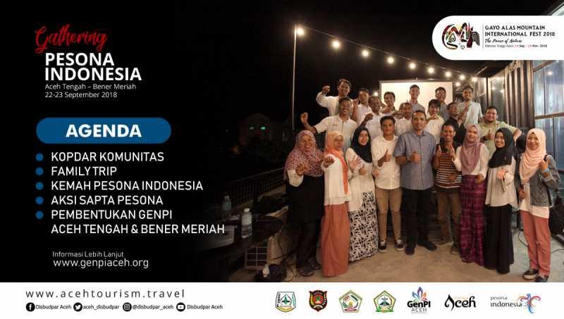 GenPI Aceh Turut Menyukseskan <i>GAMI Festival 2018</i> Lewat Acara Seru Ini