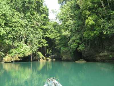Green Canyon, Sepotong Surga di Kabupaten Pangandaran