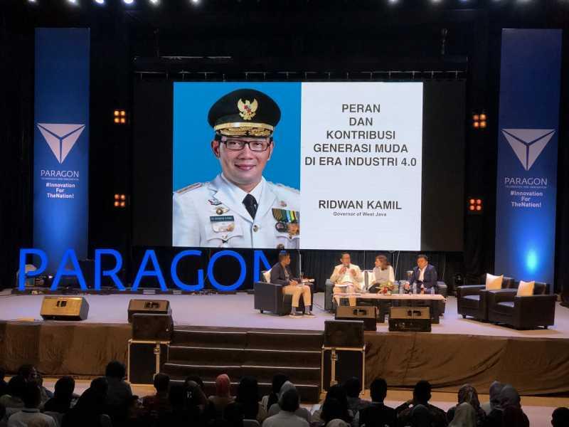 Ridwan Kamil Ungkap Kelebihan dan Kekurangan Orang Indonesia