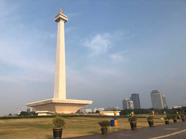 Ada Pameran Hologram Seru di Monas, Sekalian Belajar Sejarah Jakarta nih