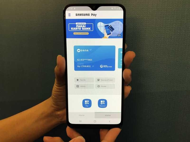 Samsung Pay Resmi Bisa Digunakan di Indonesia, Tapi...