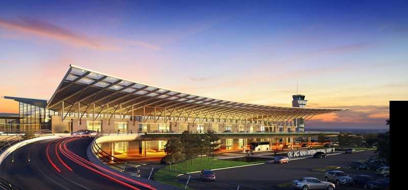 Bandara Baru di Vietnam Ini Bakal Mendekatkan Wisatawan dengan Halong Bay