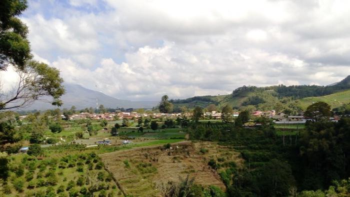 Tanah Karo di Sumatera Utara Punya Tempat Wisata Menarik, Namanya Berastagi