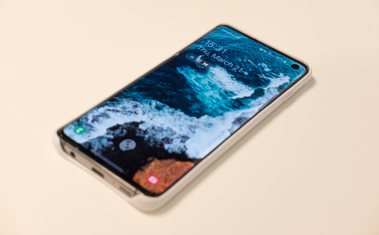 Samsung Jawab Soal Sidik Jari Galaxy S10 yang Rentan