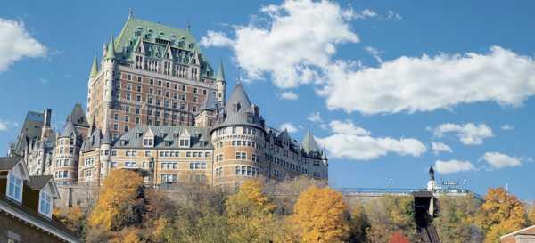 Quebec, Lokasi Syuting Drama Korea <i>Goblin</i> yang Meraih Predikat Kota Terbaik di Kanada