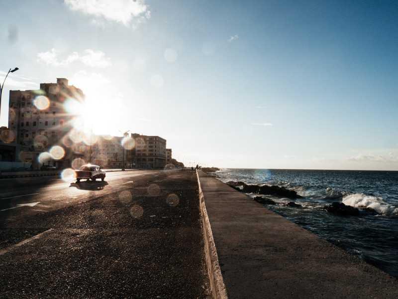 El Malecon di Kuba, Destinasi Romantis yang Jadi Lokasi Syuting Drama Korea 'Encounter'