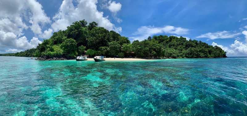 5 Pulau Eksotis di Sulawesi, Ada yang Belum Berpenghuni <i>Lho</i>