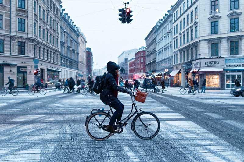 5 Kota di Dunia dengan Jalur Sepeda Ternyaman