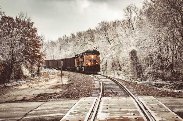 Ini Nih Kereta dengan Rute Terpanjang di Dunia