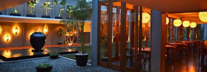 Tjendana Bistro, Restoran di Bandung dengan Nuansa Eksotis