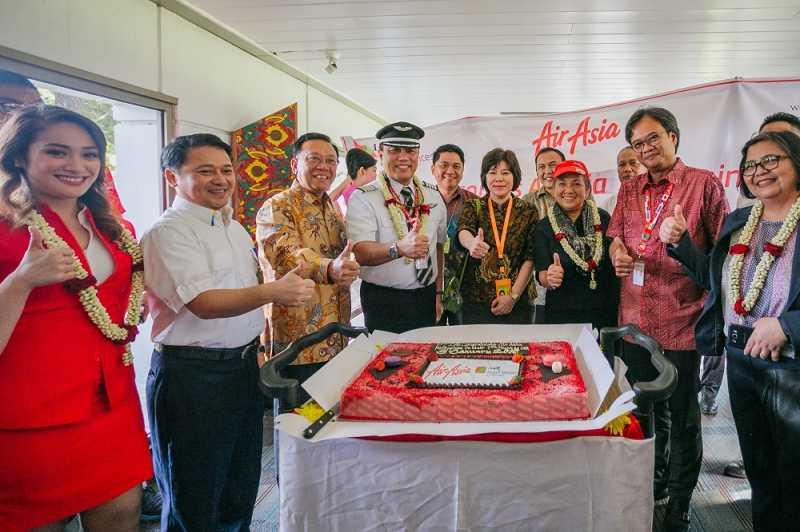 AirAsia Buka Rute Manila - Jakarta