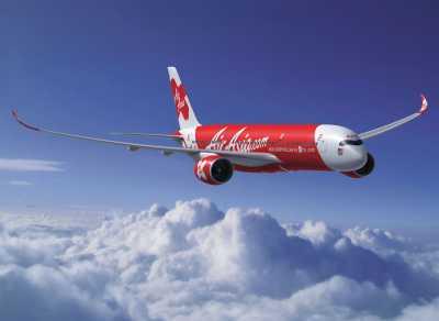Air Asia Siap Terbang dari Kolkata ke Langit Bali