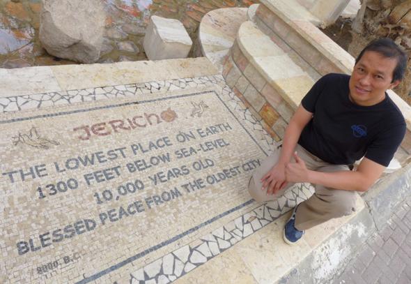 Mengunjungi Jericho, Kota Tertua Dunia di Palestina