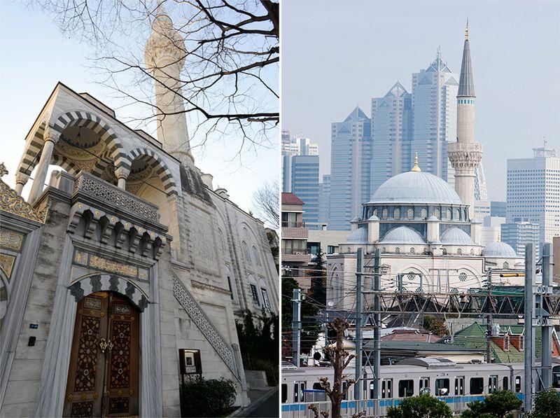 Betapa 'Cetar' Masjid Camii Tokyo, Tempat Syahrini dan Reino Barack Menikah