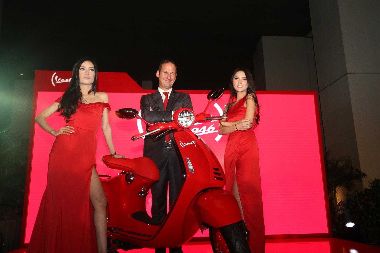 Vespa 946 (RED) Hadir di Indonesia , Harganya Rp 199 Juta