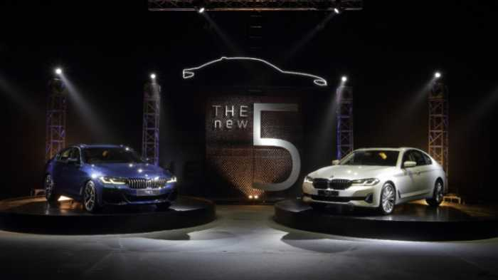 BMW Luncurkan Seri 5 Rakitan Lokal, Sedia Versi M Sport dan Opulence