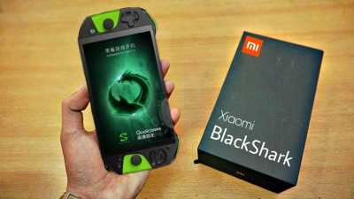 Xiaomi Black Shark 2 Bakal Disebut Black Shark Hello