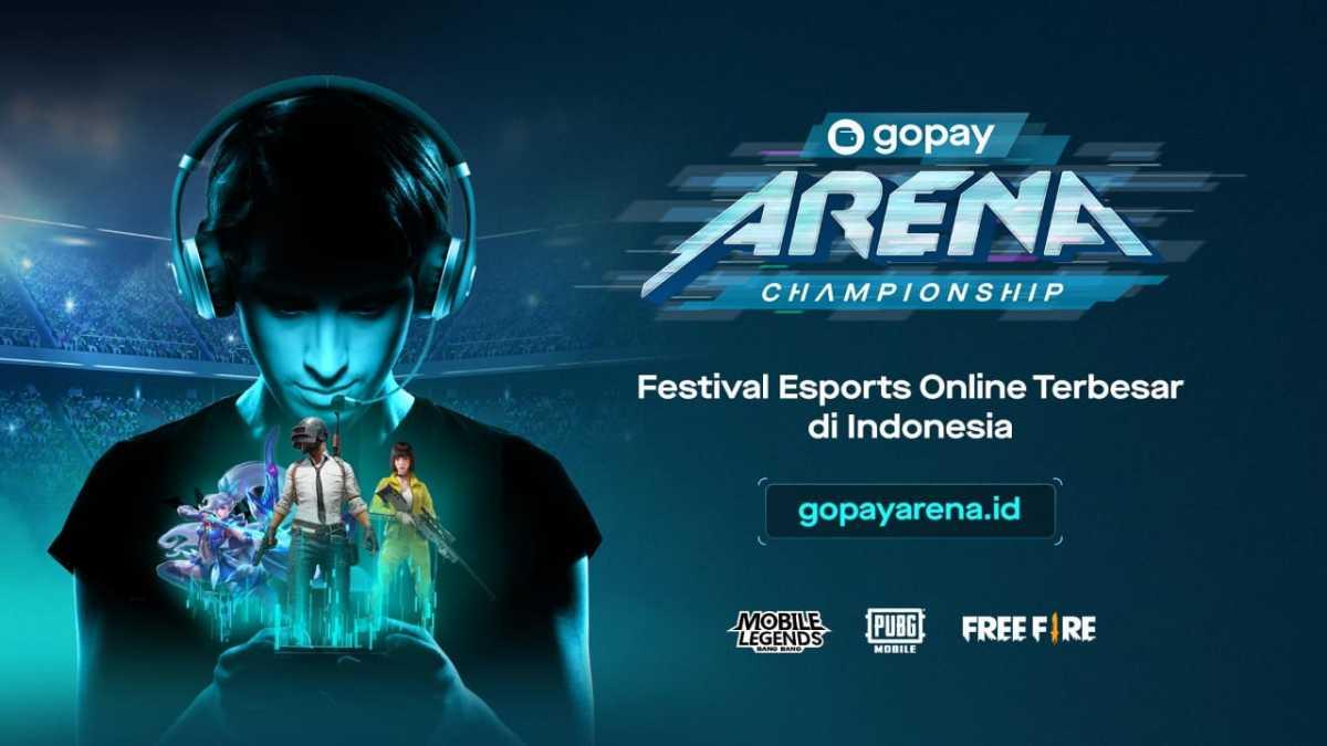 30 Ribu Gamers Bertarung di GoPay Arena Championship
