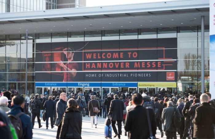Telkom Pamerkan Indihome dkk ke Dunia lewat Hannover Messe 2021