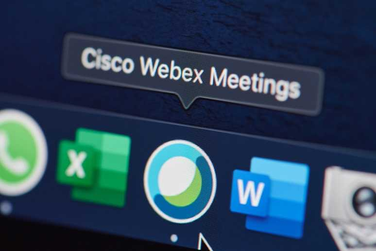 Cisco Webex Target 600 Juta Pengguna di Oktober, Makin Pepet Zoom
