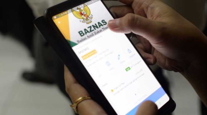Bayar Zakat Secara Digital via Aplikasi, Sah atau Gak?