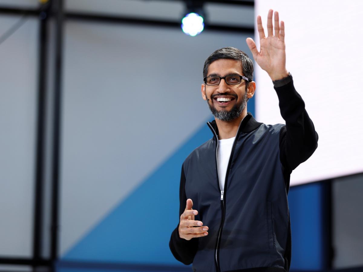 Curhat CEO Google Soal Penurunan Penggunaan Maps, Sampai Kangen Nonton Bola