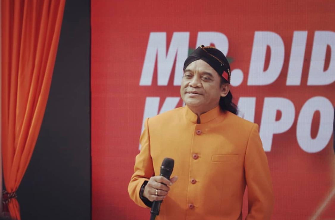 Ucapan Duka Shopee Atas Kepergian 'Brand Ambyarssador' Didi Kempot
