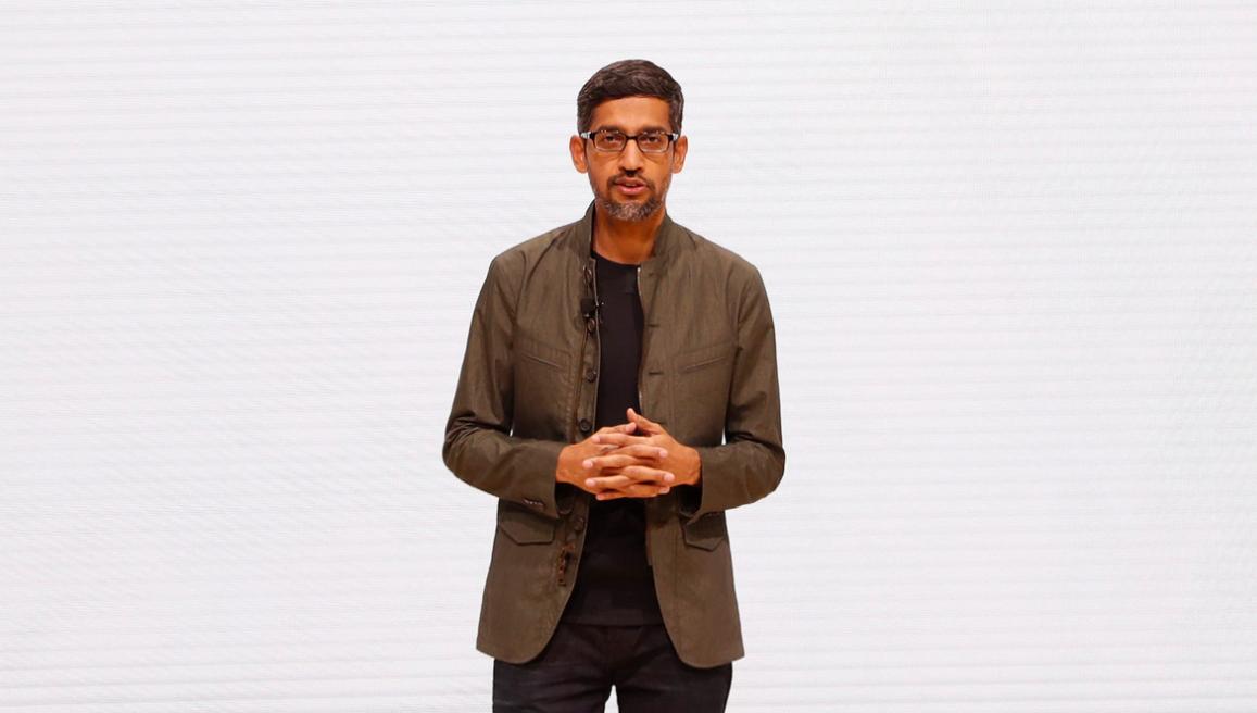 Jadi CEO Google dan Alphabet, Segini Gaji Sundar Pichai