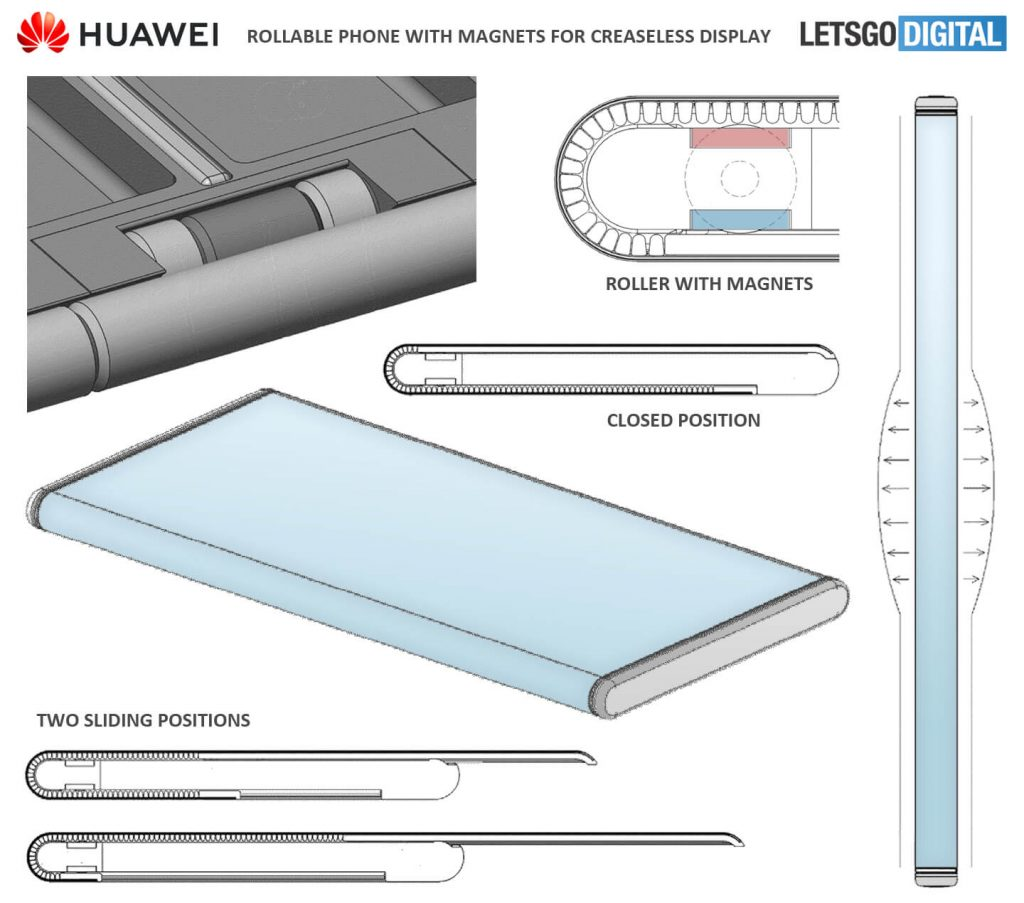 huawei-rollable-patent