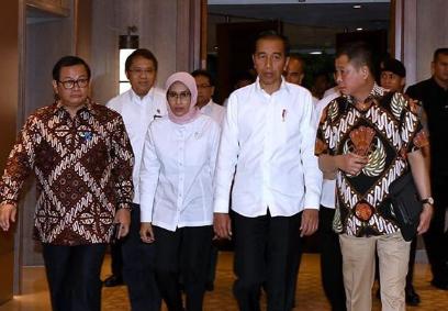 Jokowi 'Marah Besar' ke PLN, yang Takut Malah Netizen