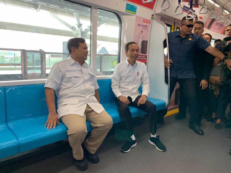 """Prabowo-Jokowi Akur Bertemu, Saatnya Netizen Pensiunkan """"Cebong Kampret"""""""