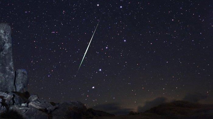 Dua Hujan Meteor Ini Berlangsung di Bulan Oktober