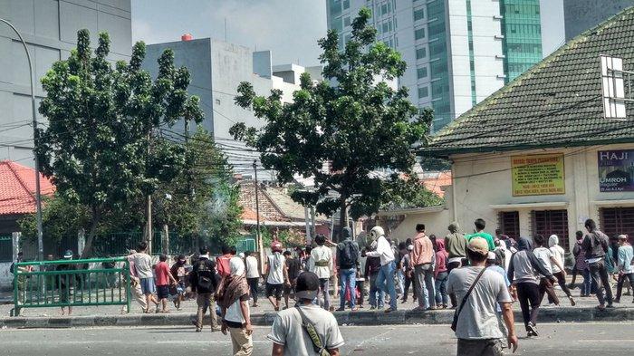 Jangan Sebarkan Konten Kekerasan dari Aksi Ricuh 22 Mei di Medsos