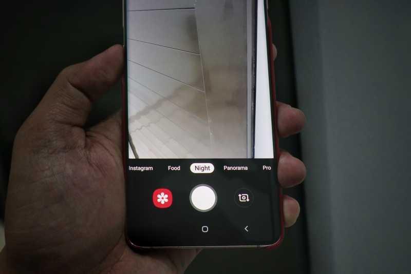Asyik.. Kamera Galaxy S10+ Kini Punya 'Night Mode'