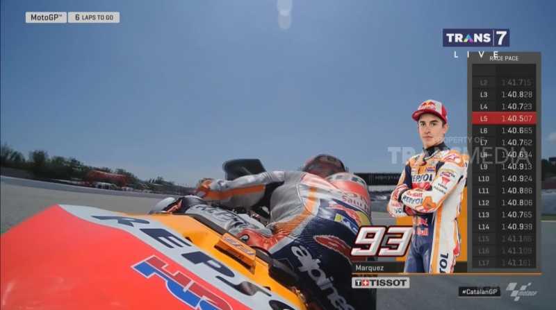 Juara Paruh Musim, Marquez Bakal Juara Dunia Lagi?