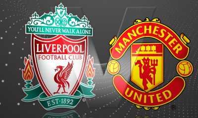 Laga Panas Liverpool Vs Manchester United