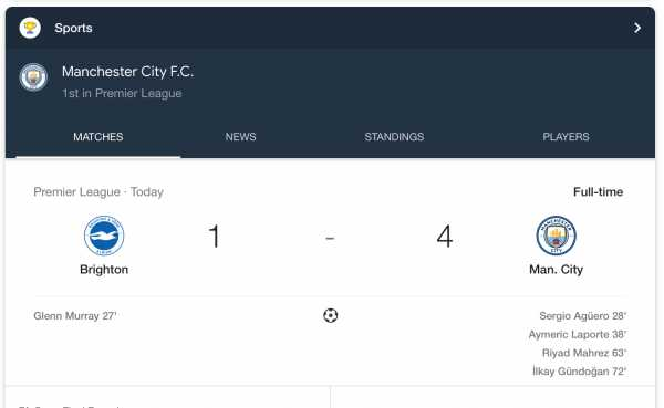 Manchester City Juara Liga Inggris!
