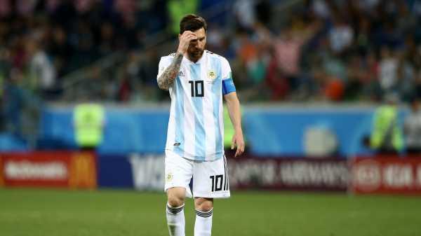 Kalah Telak dari Kroasia, Messi dkk Diserang Meme Kocak